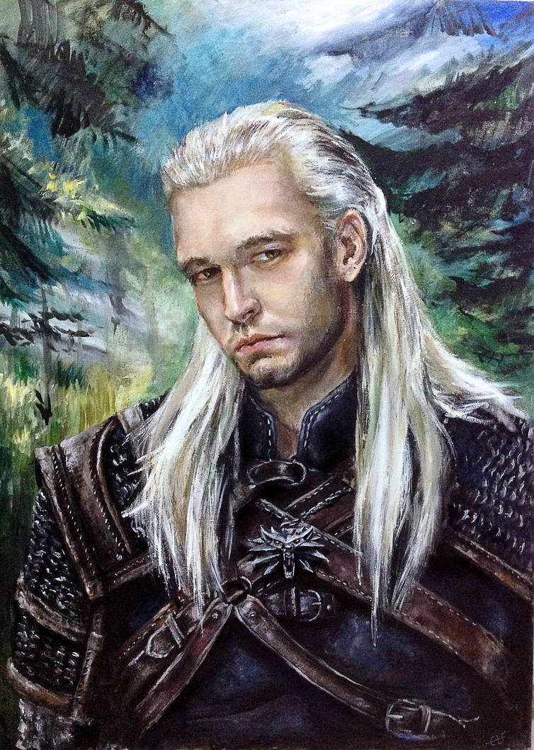 Witcher by Ainaven