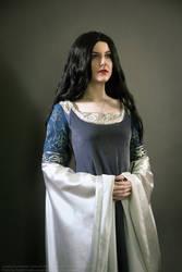 Arwen Undomiel by Ainaven