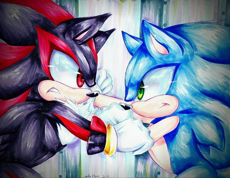 Sonic X The Cosmo Conspiracy blue force of nature
