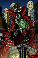 SPAWN by KYLE-CHANEY