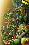Turtle Power with Color