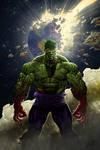 Hulk For Color Battle