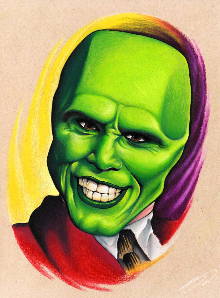 The mask by kyle chaney on deviantart for The mask photos gallery