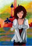 Final Fantasy Ix Dagga Art Vanessa by Jasmine-Croft