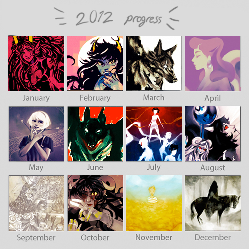 2012 progress by dodostad