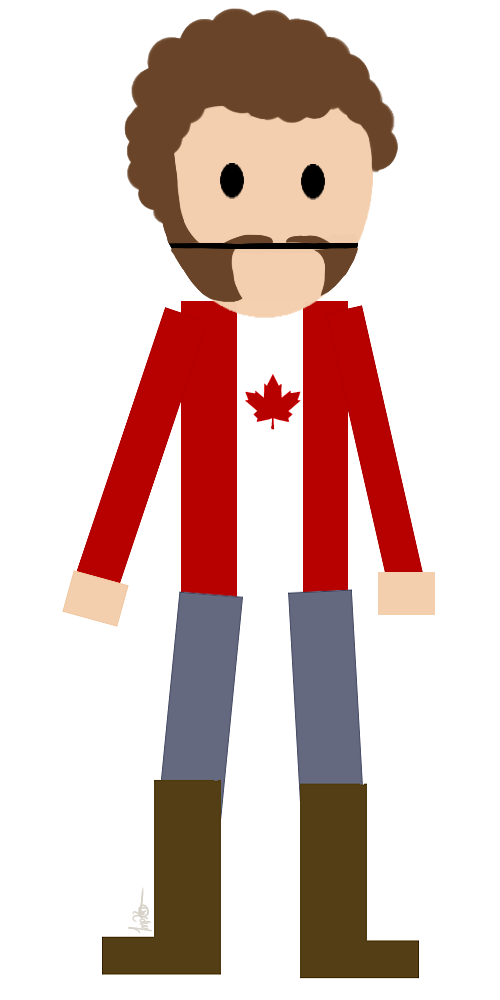 Satw Canada South Park Style by Impkat