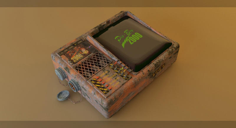Let's Jogar: Fallout - A Post Nuclear Roleplaying Game Pip_boy_2000_by_equilerex