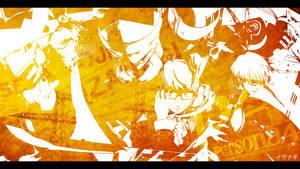 Persona 4: Seta and Izanagi