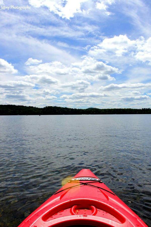 Kayak by MissJanyPic