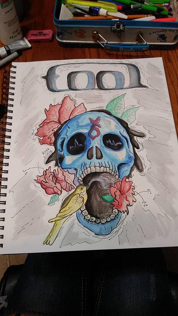 Tool  by HarlieRoseDoodles