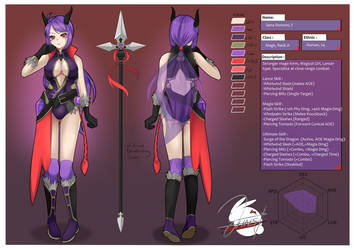 Sena - Magical Girl 2nd type