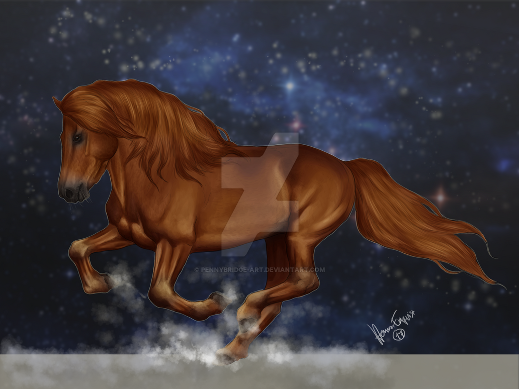 Counting Stars 2.0 by Pennybridge-Art