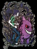 Alice uses Shadow by KamyZole