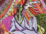 Hookah Dreams- Portrait Detail