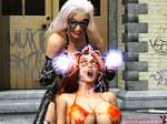 Solar Girl mind wiped by mrbunnyart