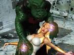 She-Ra vs Leech