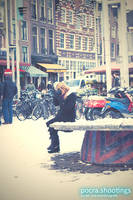 Amsterdam Tourist by pocra