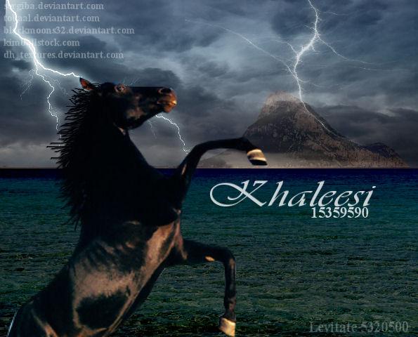 Khaleesi by jcjrichter06