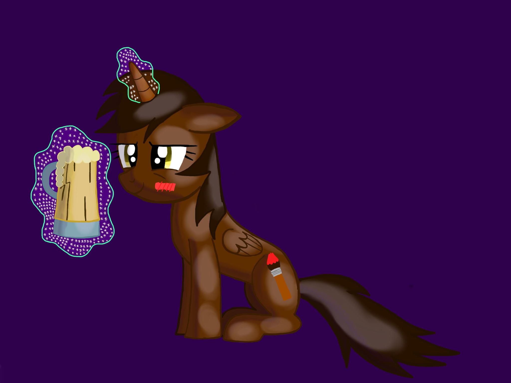 Me drunk by barnowlgurl23