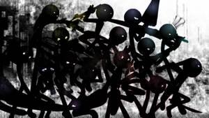 The Imitator dark by AfterLog