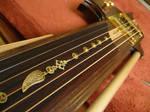 Steampunk Guitar - Fretboard