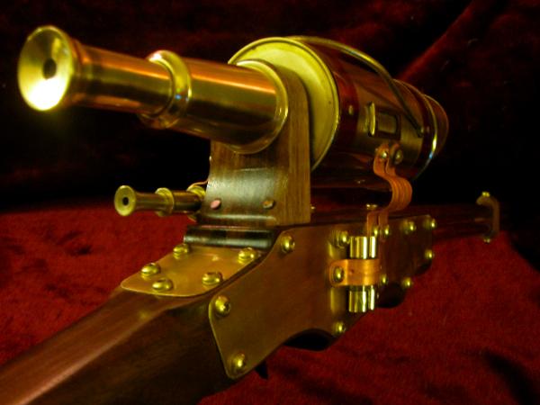Steampunk Sniper Rifle 4 By Steampunk22 On Deviantart
