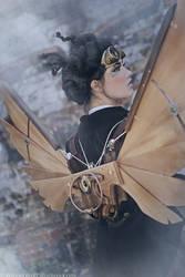 Steampunk Icarus Wings MK3 2