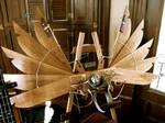 Steampunk Icarus Wings MK5