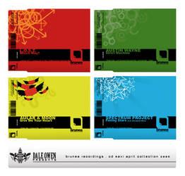 CD Maxi Covers . 'Brunea'