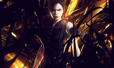 Tomb Raider Girl by efectho