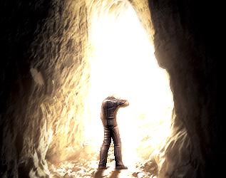 I see the end of the tunnel. by efectho