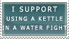 Water fight stamp by ARTic-Weather