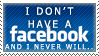 No facebook stamp by ARTic-Weather