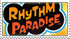 Rhythm Paradise stamp by ARTic-Weather