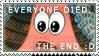 Ugly barnacle stamp