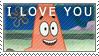 Patrick loves you by ARTic-Weather