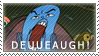 DEUUEAUGH Stamp by ARTic-Weather
