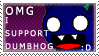 OMG Dumbhog. by ARTic-Weather