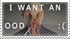I want an Ood stamp by ARTic-Weather