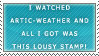 I watched ARTic - Stamp by ARTic-Weather