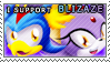 Blizaze support stamp by ARTic-Weather