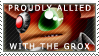 Proud allie stamp by ARTic-Weather