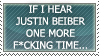 Fcking Justin Beiber by ARTic-Weather