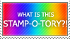 WHAT IS THIS STAMP-O-TORY by ARTic-Weather