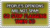 Flagging as Spam by ARTic-Weather
