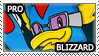 Blizzard Stamp by ARTic-Weather