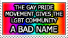 Gay Movement and LGBT by ARTic-Weather