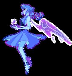 Lapis Lazuli [commission] by nebulaeye