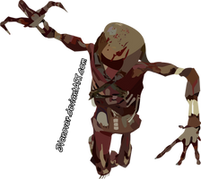 Flood Invasion Vector - Fast Zombie