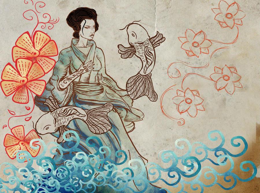 Geisha2 by dimibouskos